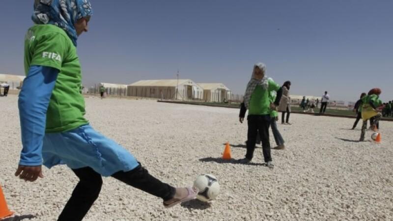 futbol mujeres siria fifa