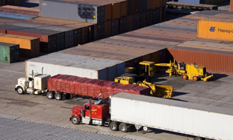 El comercio exterior de febrero mostró un superávit de la balanza comercial de 976 mdd. (Foto: Getty Images)