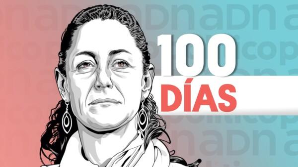 Sheinbaum 100 días