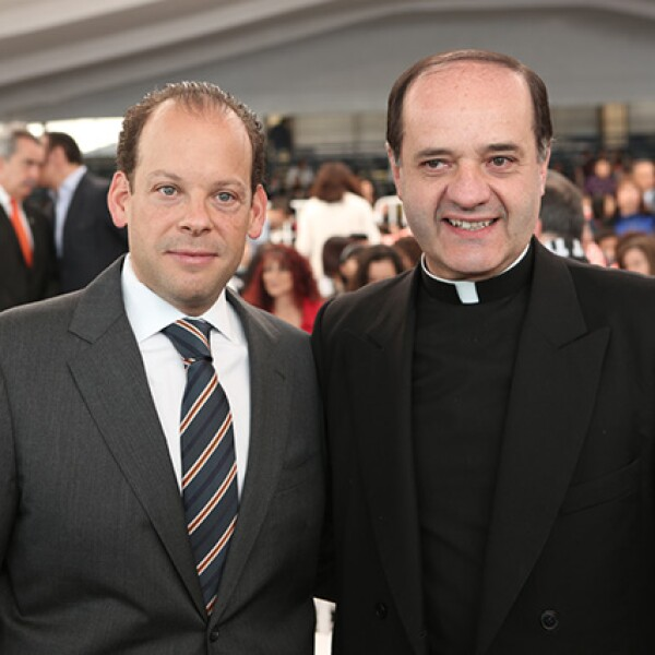 David Korenfeld y Jesús Quirce