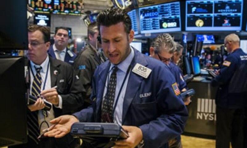 El Dow Jones avanza 0.33% en la Bolsa de Nueva York. (Foto: Reuters )