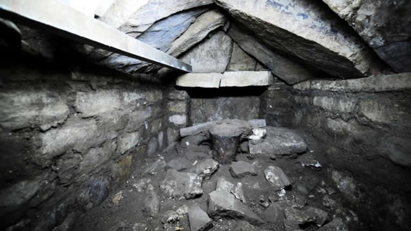entierro zapoteca en oaxaca