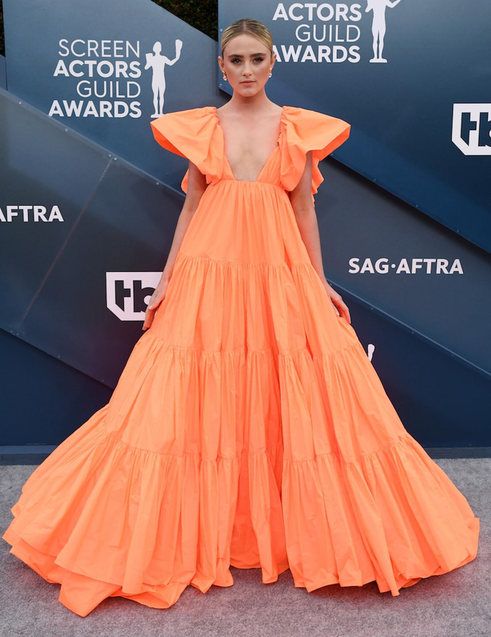 26th Annual Screen Actors Guild Awards, Arrivals, Shrine Auditorium, Los Angeles, USA - 19 Jan 2020