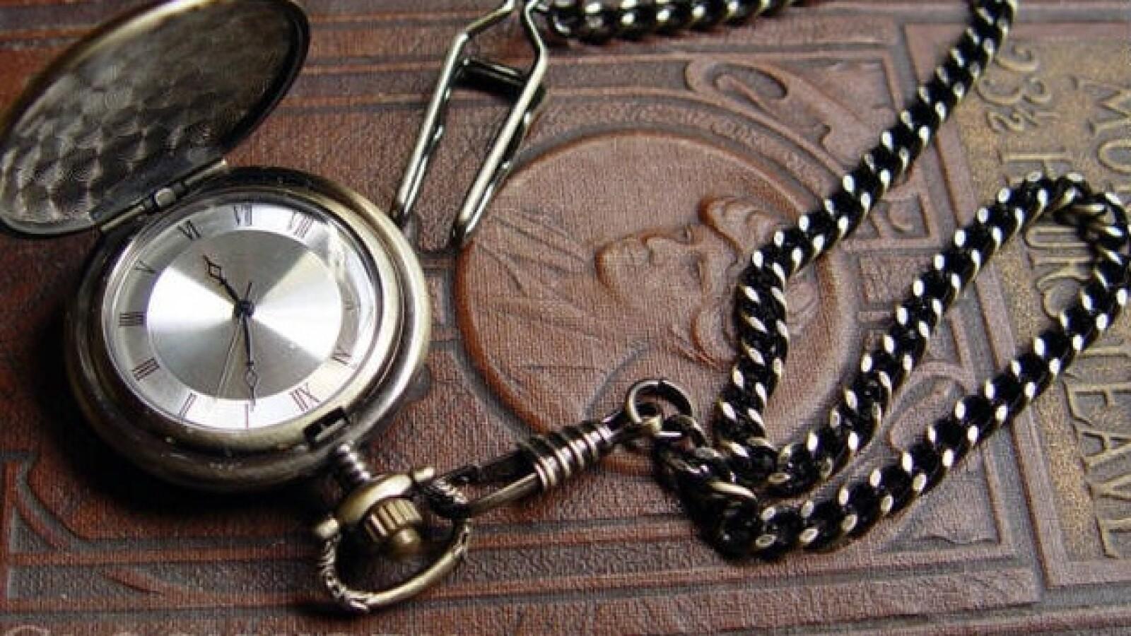 reloj bolsillo steampunk