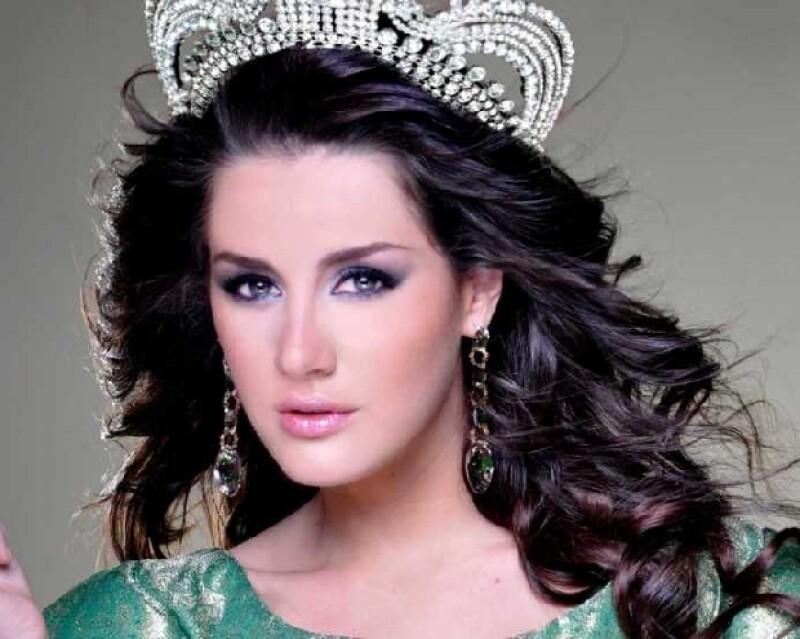 Karin Ontiveros tiene un gran reto la noche del 12 de septiembre en Brasil, donde se llevará a cabo Miss Universo 2011.