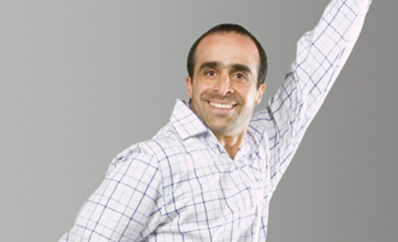 Ramón Torre Lemus, gerente de mercadotecnia de Volaris. (Foto: Alex H.O.)