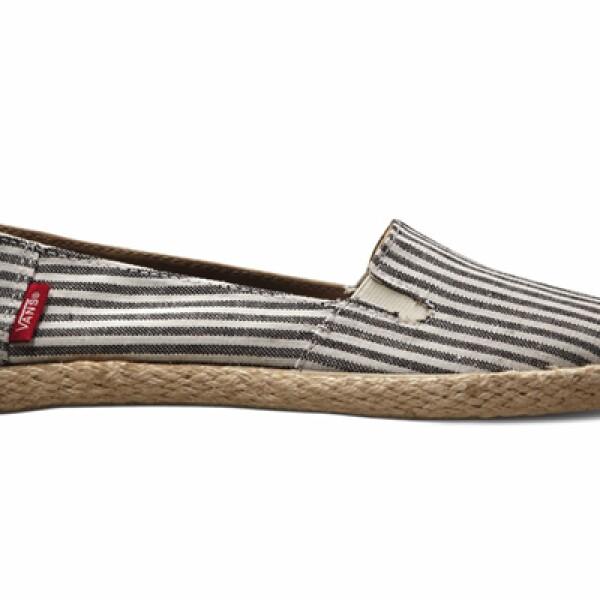 El modelo Bixie de Vans es un calzado casual para las mujeres que privilegia el confort.
