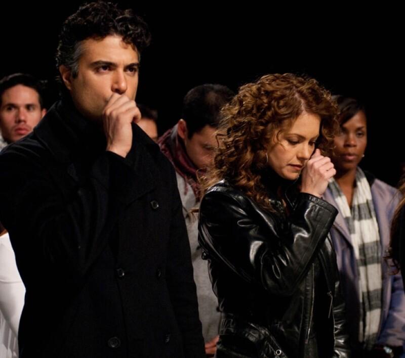 Lucero y Jaime repiten como pareja protagónica en Por ella soy Eva.