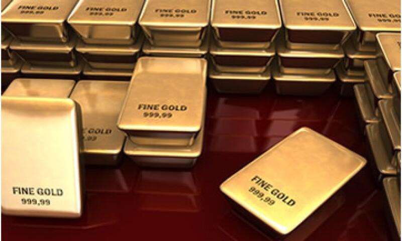 CME Group dijo que elevaría los márgenes para negociar los futuros del oro. (Foto: Photos to Go)
