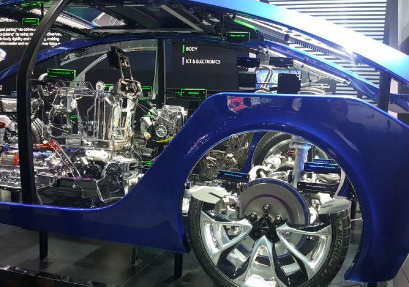Auto Show Detroit 3