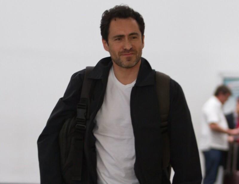 El haber sido nominado a un Oscar le ha permitido a Demián Bichir abrirse camino en la Meca del cine y trabajar con los directores que siempre ha admirado.