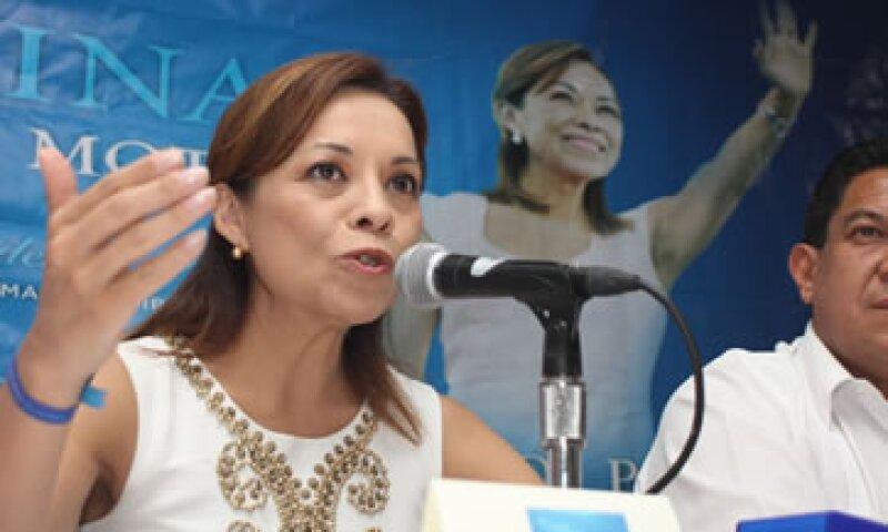 Josefina Vázquez Mota es favorecida por los CEO mexicanos encuestados por 'Pulso Expansión 500' . (Foto: Notimex)