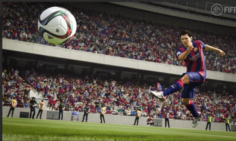 México tendrá una edición especial de FIFA 16 con el Xbox One, llegará en septiembre (Foto: Cortesía)