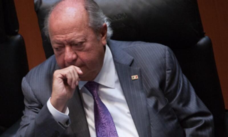 El gremio es liderado el senador priista Carlos Romero Deschamps. (Foto: Cuartoscuro)
