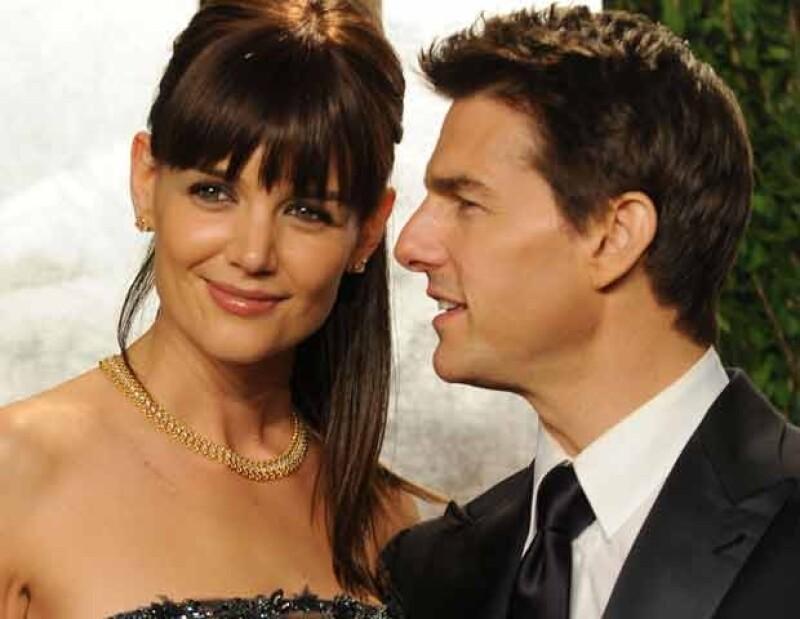 Katie Holmes pudo superar rápidamente su separación de Tom Cruise, retomó su carrera y se mostró nuevamente como una mujer independiente.