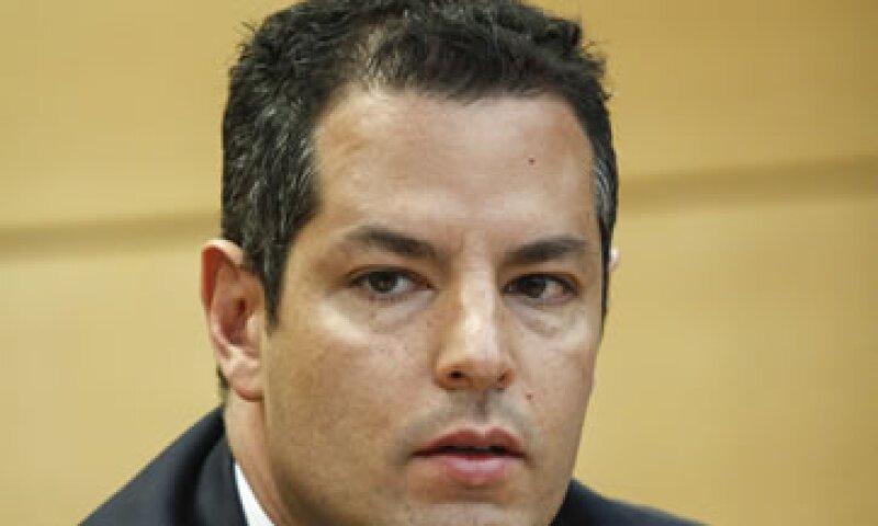 Alejandro Murat fue el coordinador de Vivienda en el equipo de transición de Peña Nieto (Foto: Cuartoscuro/Archivo)