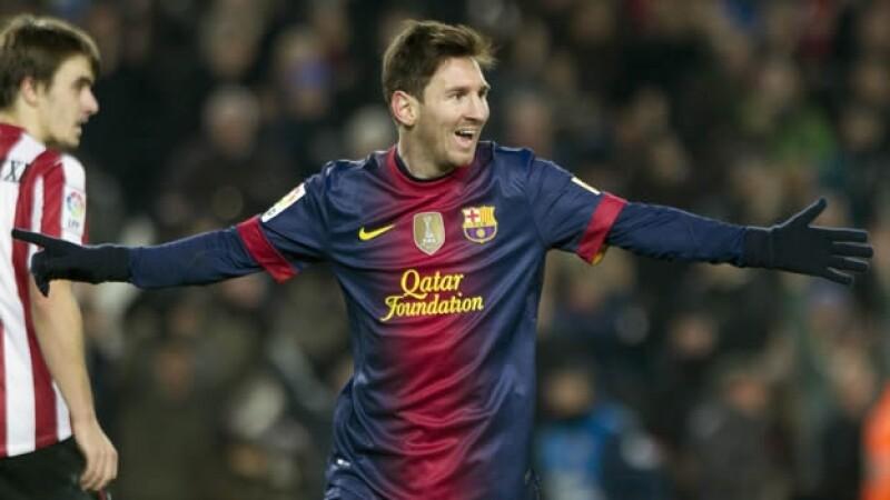 Lionel Messi vs. Atlhetic