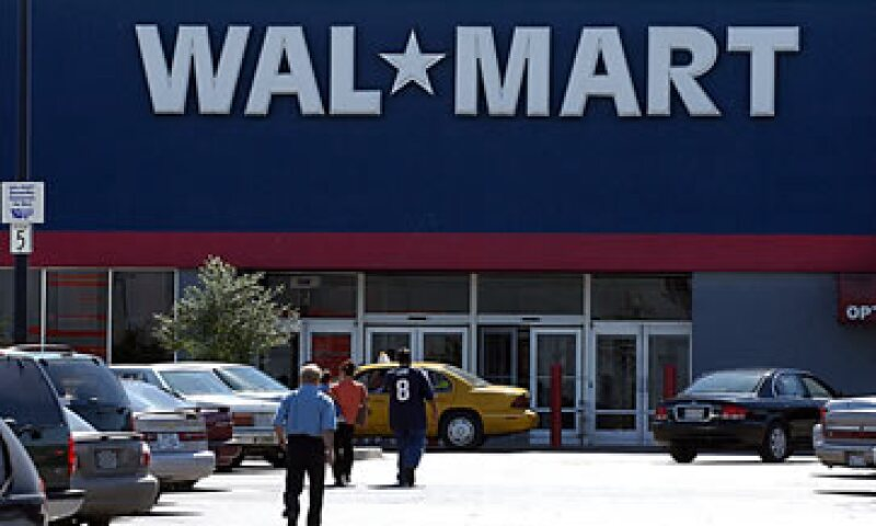 Aunque perdió influencia en el principal indicador de la BMV, Walmart se mantiene como la segunda emisora con más peso en el mercado accionario. (Foto: AP)