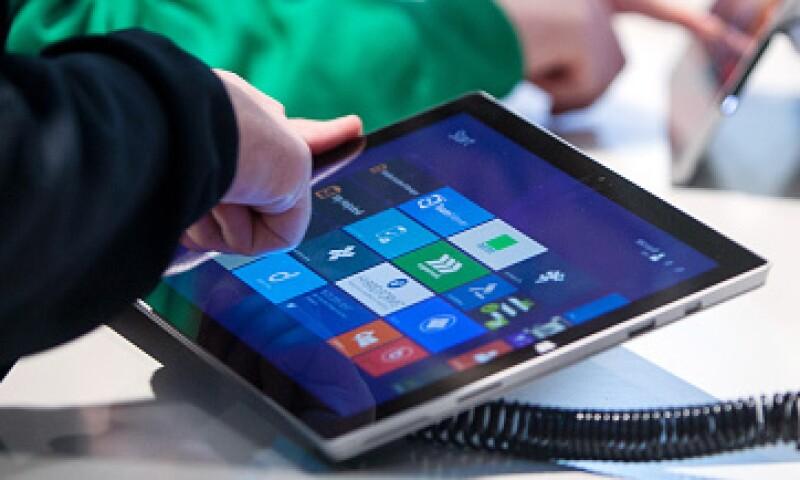 La Surface 3 es visualmente atractiva y está muy bien diseñada. (Foto: Getty Images)