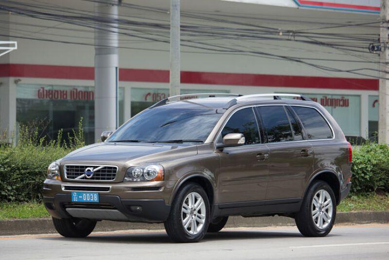 Volvo Zlatan Ibrahimovic