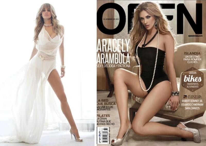 Aquí la portada de la revista.