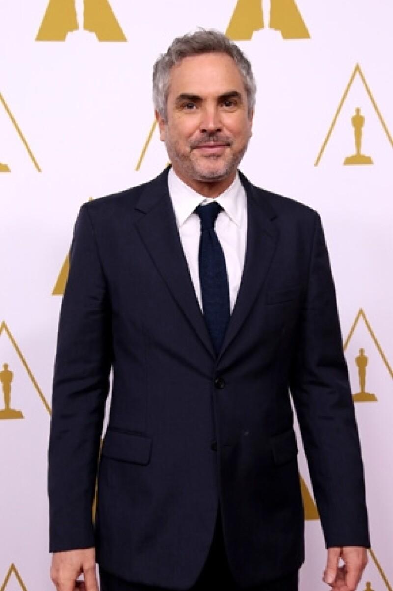 En entrevista para el periódico Reforma, el director comentó que nunca ha pretendido que su multipremiada película sea catalogada como un filme mexicano.