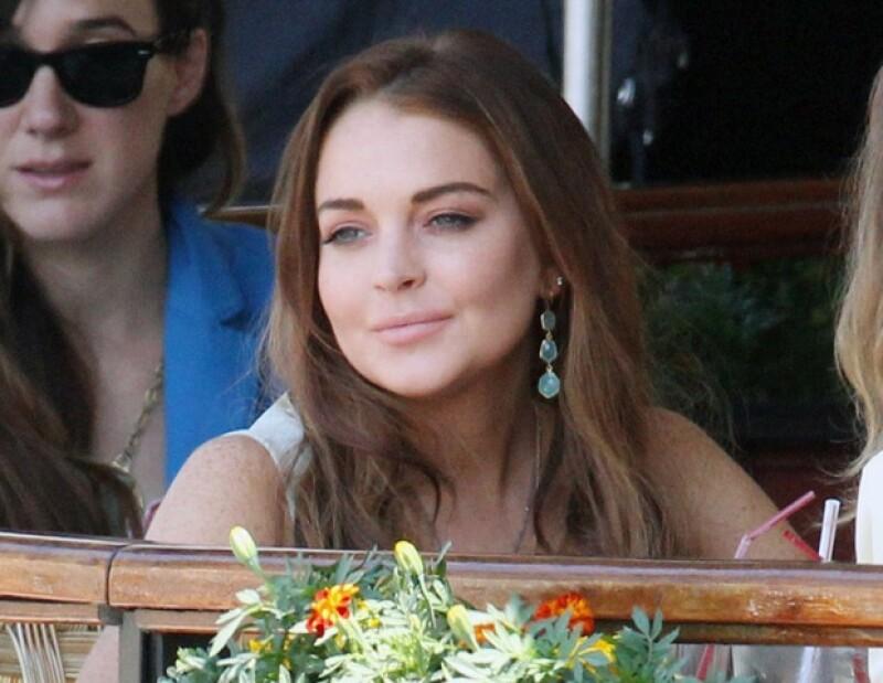 La actriz tuvo que dejar la suite 33 donde habitó por más de dos meses por no pagar su deuda de más de 45 mil dólares.