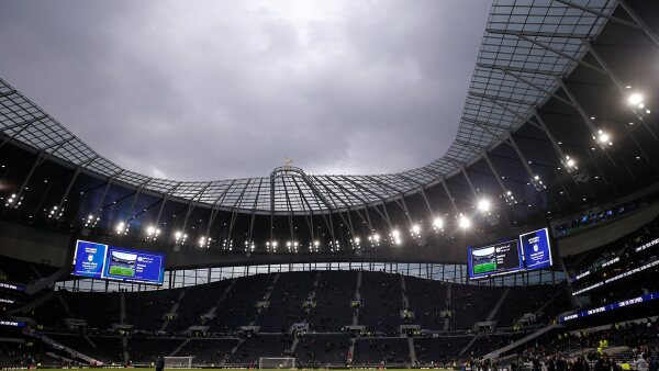 Tottenham - Estadio - Interior