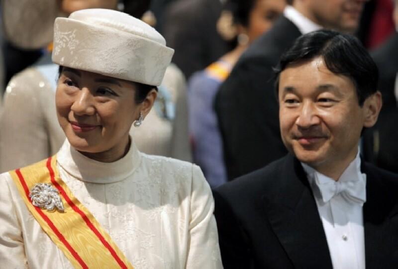 A finales del año pasado la Princesa Masako cumplió 50 años. Y esta más comprometida que nunca a mejorar su salud.