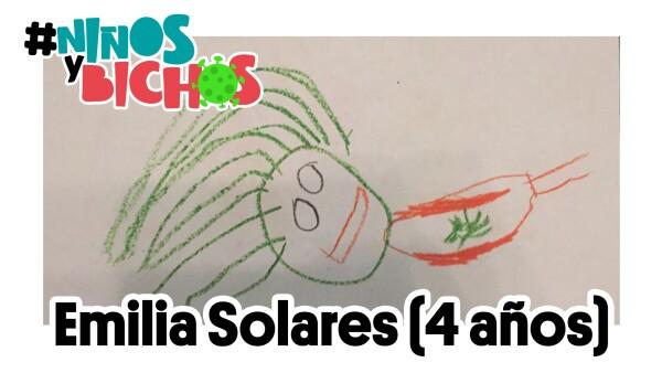 ¿Qué es el coronavirus para Emilia, de 4 años? | #NiñosYBichos