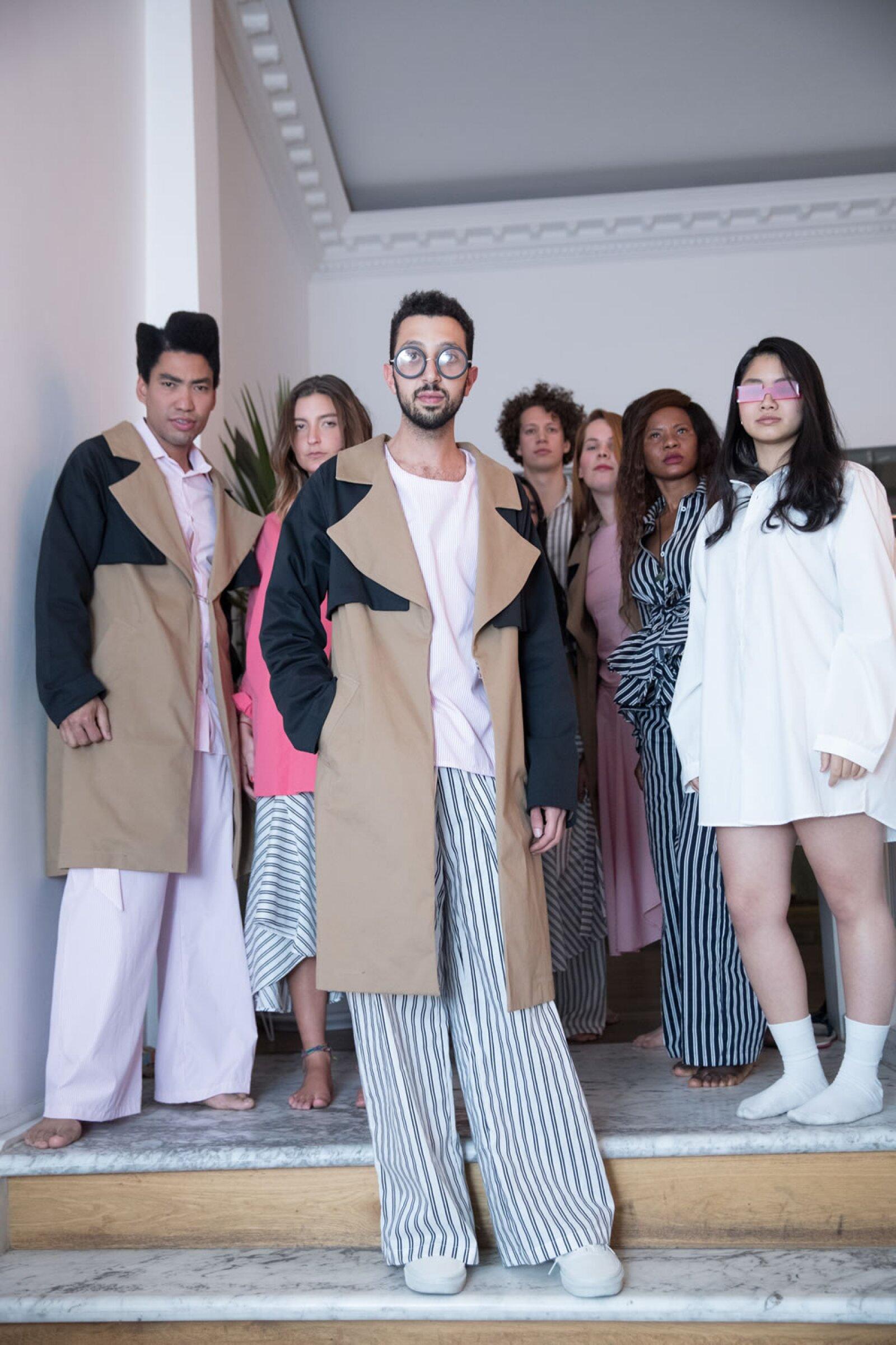 Lanzamiento de diseñador mexicano Salo Shayo