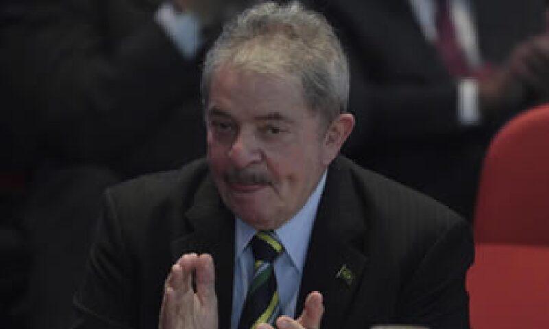 El expresidente Lula fue citado como testigo no como investigado, dice la autoridad.  (Foto: Getty Images/Archivo )