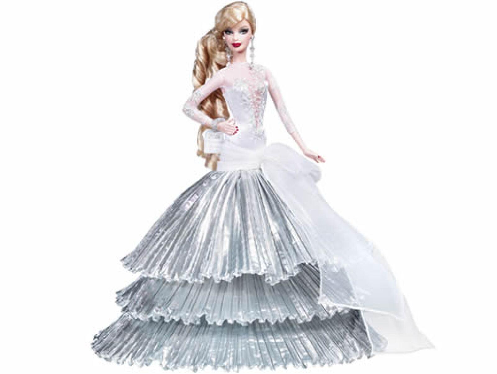 La barbie Holiday era símbolo de elegancia.