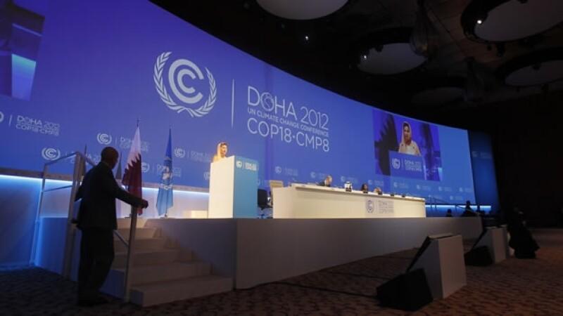 COP 18 en Doha