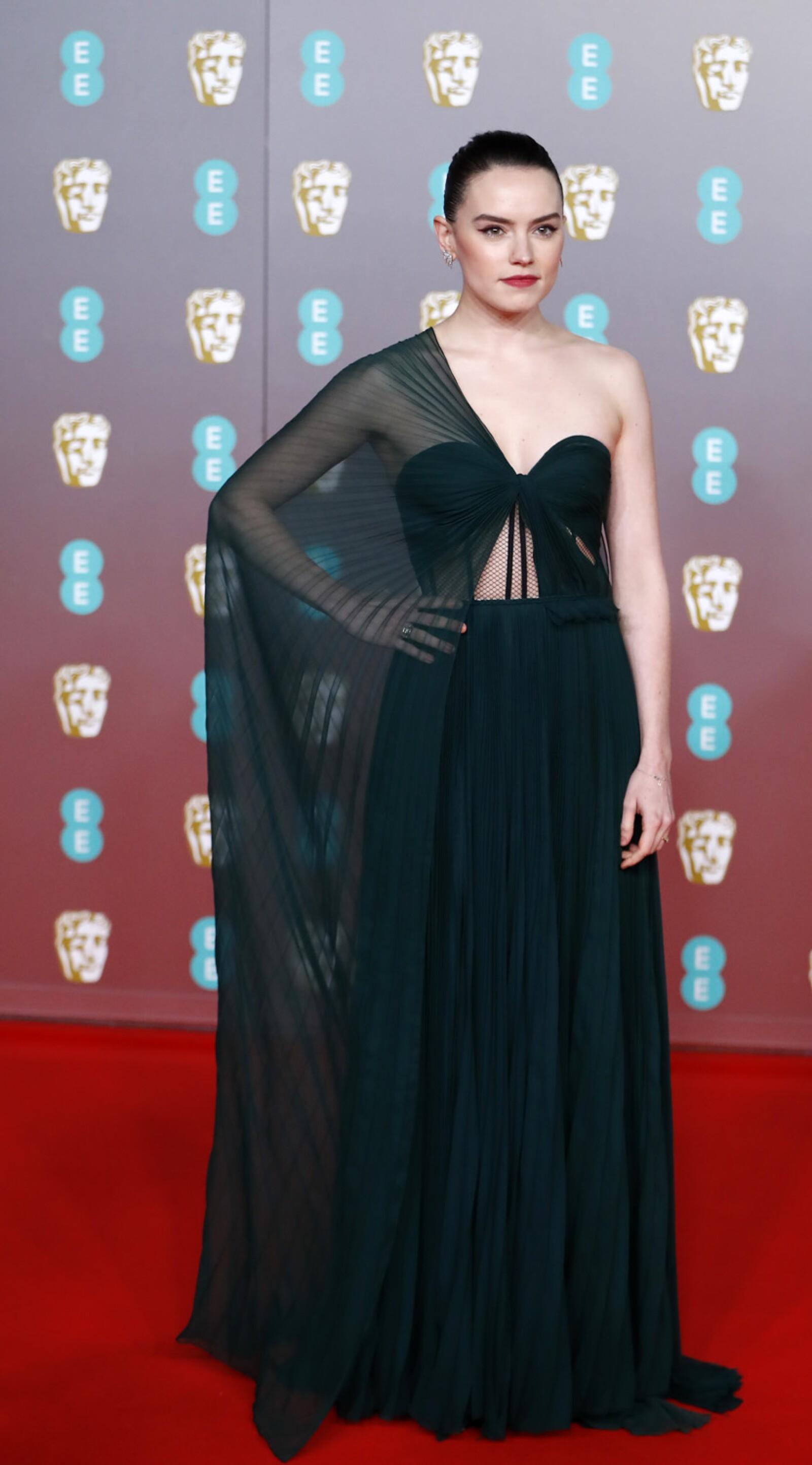 BRITAIN-ENTERTAINMENT-FILM-AWARDS-BAFTA