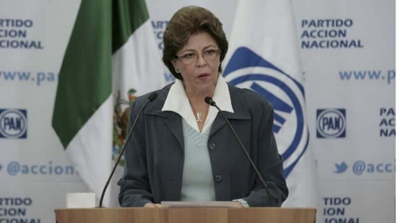 Cecilia Romero PAN