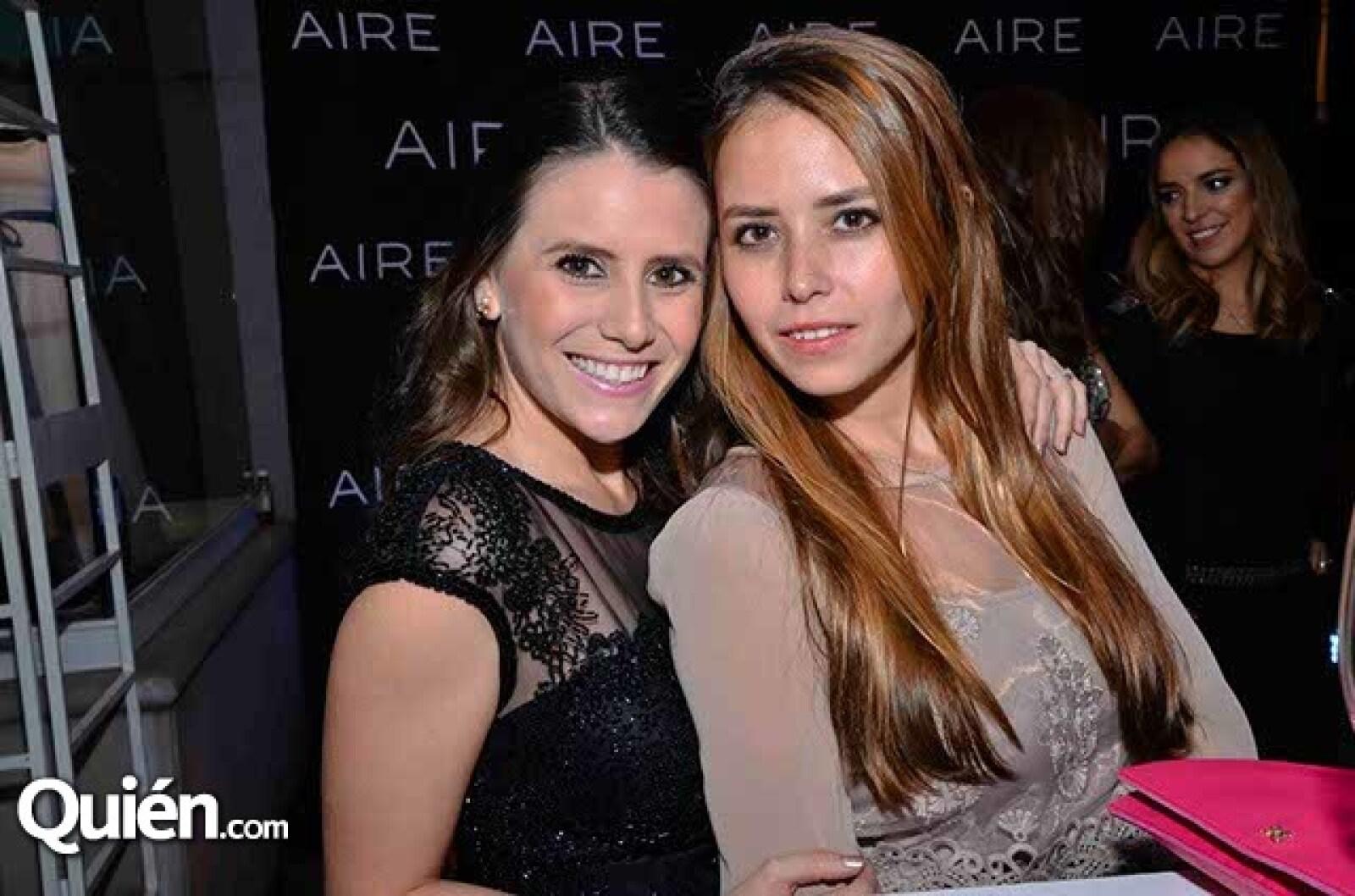Ana Laura Capetillo y Gaby Rivas.