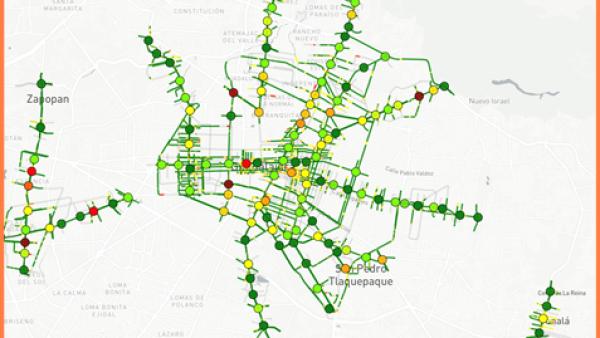 Didi quiere hacer a Guadalajara una smart city