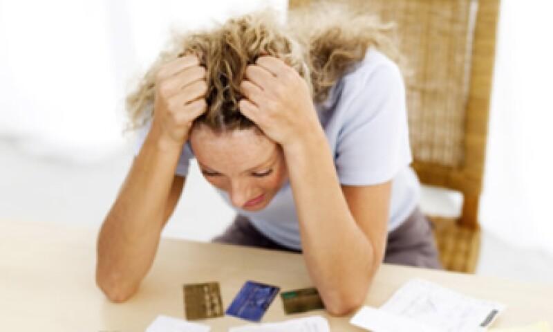 Al igual que los préstamos de día de pago, los préstamos de anticipos de los bancos son otorgados típicamente por dos semanas o un mes. (Foto: Thinkstock)