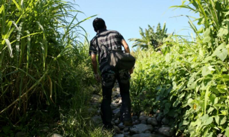 Hasta hace poco eran retornados entre el 7% y el 8% de los cubanos que llegaba a México. (Foto: Getty Images)