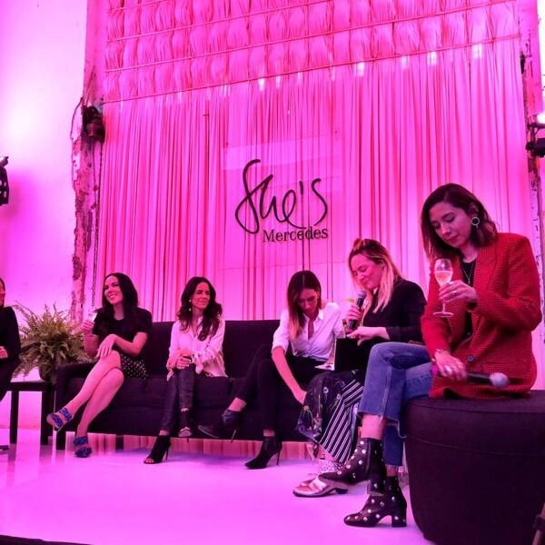 Panel Shes Mercedes moderado por Itziar Carracedo directora editorial de Quién.jpg