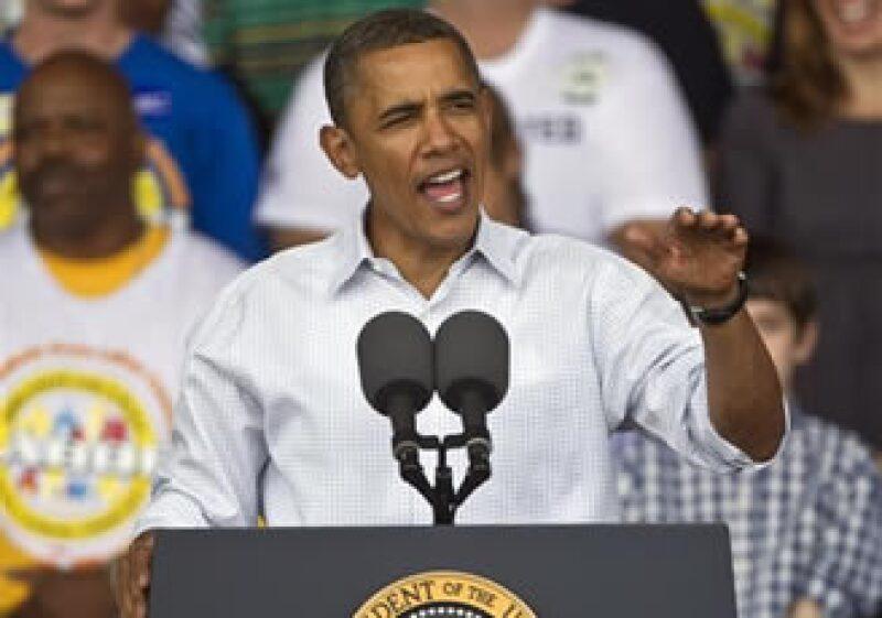 El estimulo anunciado por Obama se enfocará en la reconstrucción de caminos, vías férreas y pistas de aterrizaje. (Foto: AP)