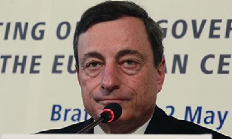 La declaración del BCE vino tras divulgarse que Italia considera recortar impuestos para estimular su economía. (Foto: Reuters)