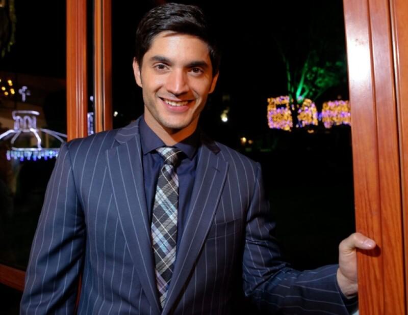 El actor aseguró que afronta con madurez el rompimiento con la ex Miss Venezuela, con quien incluso ya tenía planes de boda.