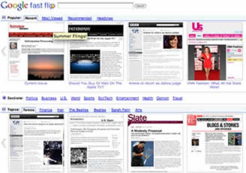 The New York Times y el Washington Post han acordado compartir sus contenidos en Fast Flip. (Foto: AP)