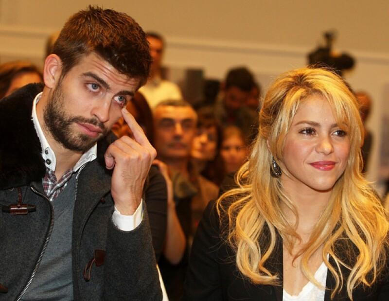 Diversos medios europeos han asegurado que el futbolista se está planteando si su relación con la cantante colombiana es lo más conveniente para él.