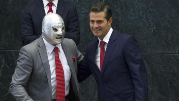 Peña Nieto habla de políticas innovadoras y deja pendientes en seguridad pública