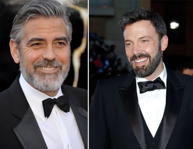 El soltero más codiciado de Hollywood, aseguró que envidia al esposo de Jennifer Garner porque es muy guapo y más alto que él.