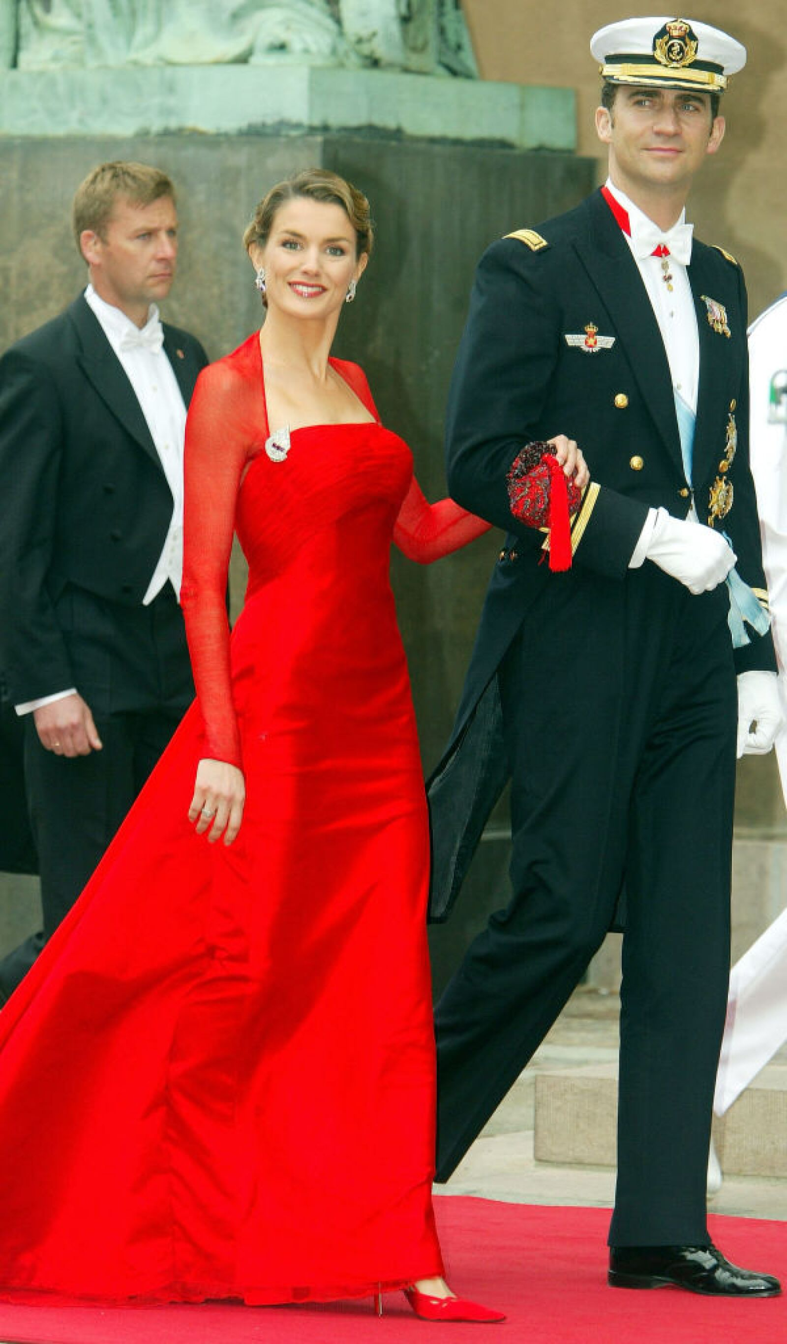 DK Wedding Of Danish Crown Prince Frederik and Mary Donaldson