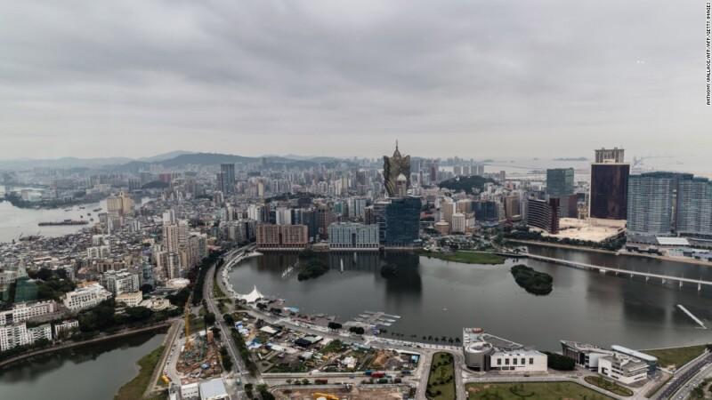 El Macao actual